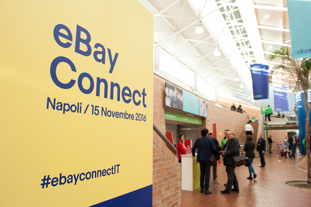 eBay Connect Napoli 2016